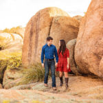 Kayla and Scott: Watson Lake and Prescott Arizona Engagement Photographer
