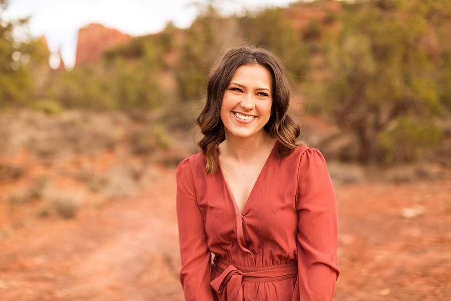 Saaty Photography - Madelyn - Senior Portrait Photography Sedona and Flagstaff Arizona -15