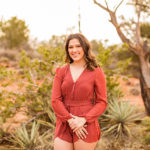 Senior Portrait Photographer Sedona and Flagstaff Arizona: Madelyn
