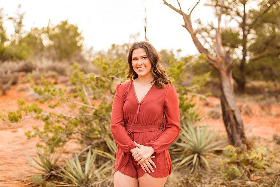 Saaty Photography - Madelyn - Senior Portrait Photography Sedona and Flagstaff Arizona -7