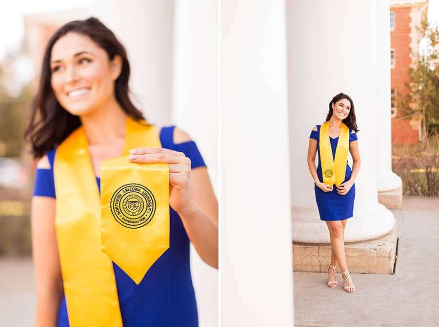 Saaty Photography - Sabrina - Senior Portrait Sedona and Flagstaff Arizona -8