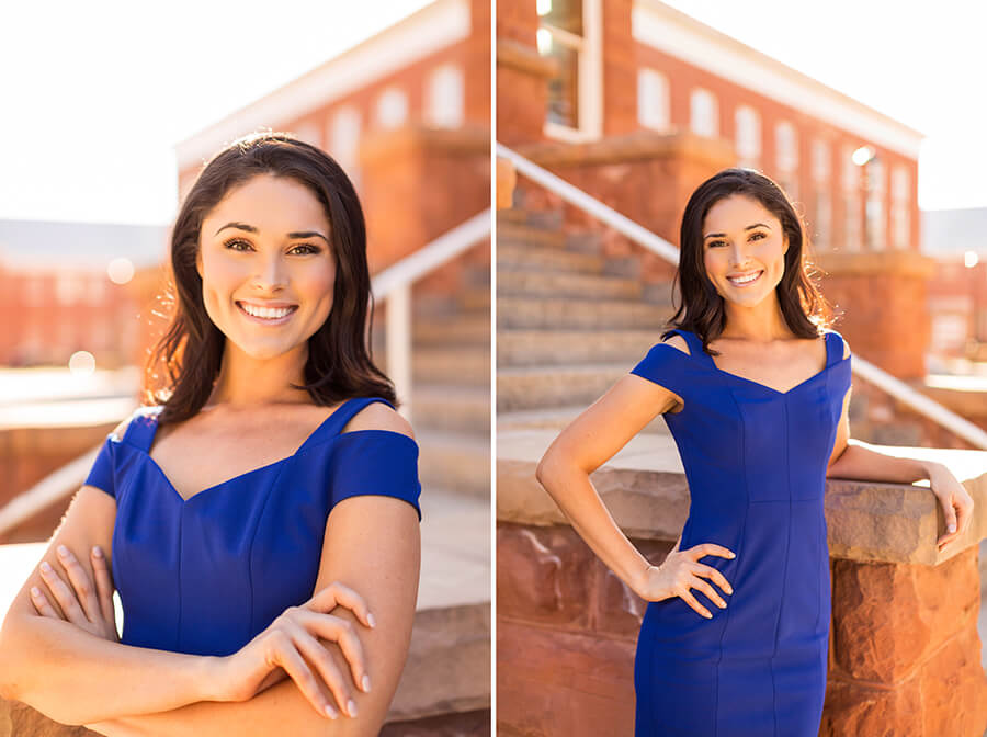 Sabrina: Senior Portrait Photographers Sedona and Flagstaff Arizona