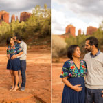 Maternity and Family Photography Sedona Arizona: The Yedehallis