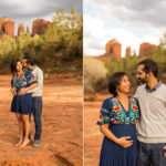 Maternity and Family Photography Sedona Arizona: The Yedehallis