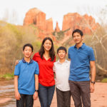 Cheung Family: Portrait Photographer Northern AZ