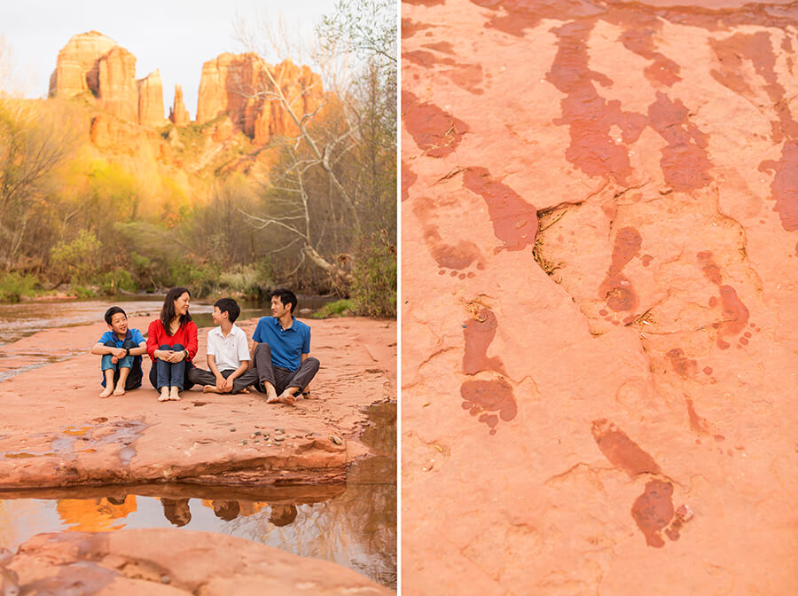 Family and Portrait Photographer Sedona Arizona