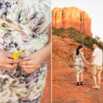 Chu Family: Maternity Photography Northern Arizona