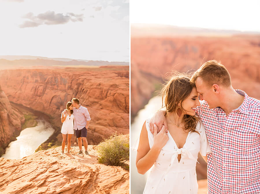 Saaty Photography - Jamie and Pere - Horseshoe Bend Elopement -747