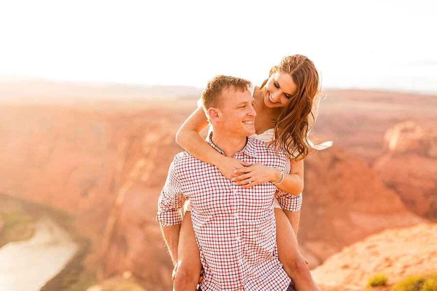 Saaty Photography - Jamie and Pere - Horseshoe Bend Engagement Photographers -23