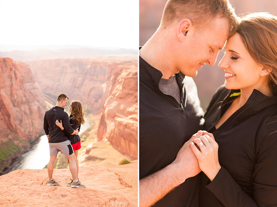 Saaty Photography - Jamie and Pere - Horseshoe Bend Elopement Photographers -91