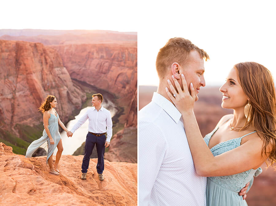 Saaty Photography - Jamie and Pere - Horseshoe Bend Elopement -740