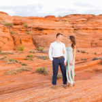 Jamie and Pere: Horseshoe Bend Engagement Photographers