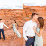 Horseshoe Bend Engagement and Elopement Photographers: Jamie and Pere