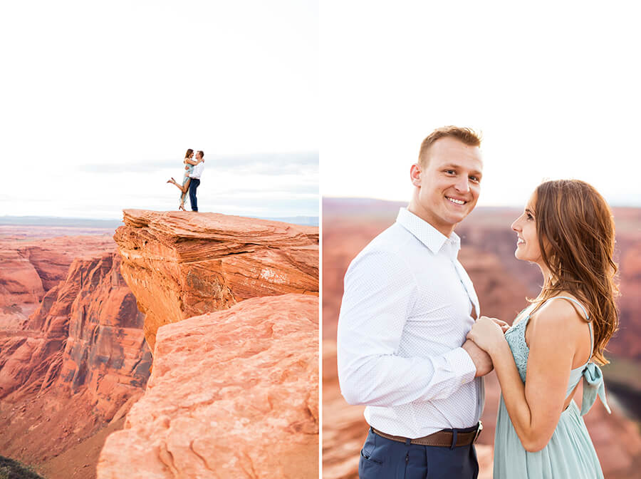 Saaty Photography - Jamie and Pere - Horseshoe Bend Elopement -749