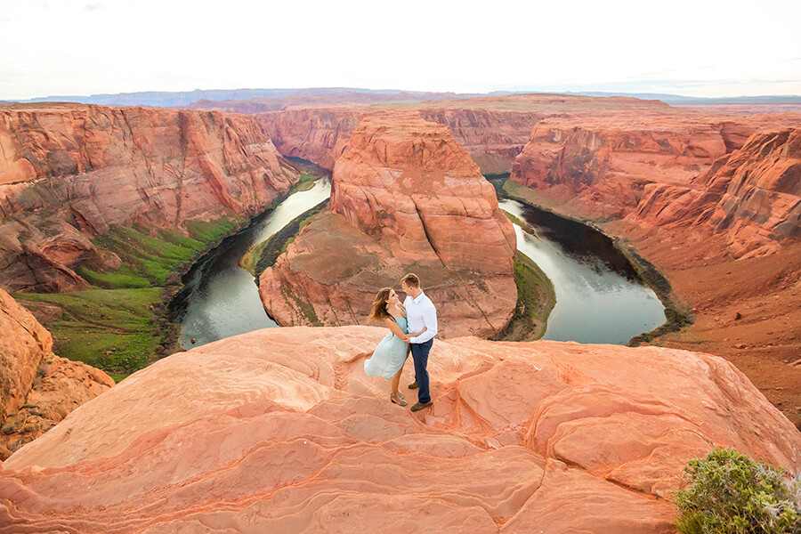 Saaty Photography - Jamie and Pere - Horseshoe Bend Elopement -74