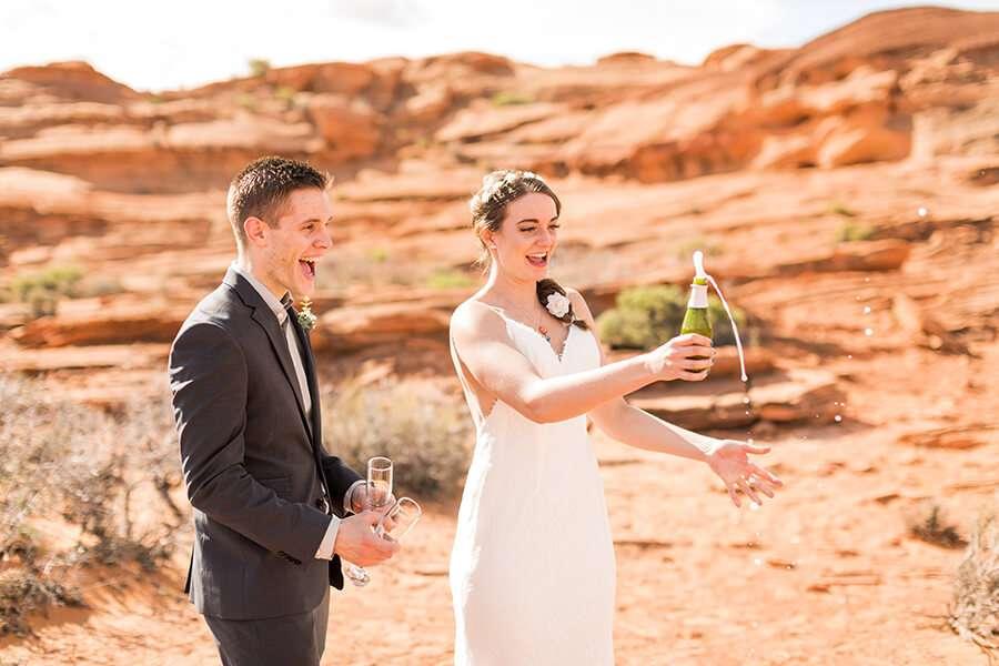 Saaty Photography - Jenn and Joe - Horseshoe Bend Wedding and Elopement Photographer -211