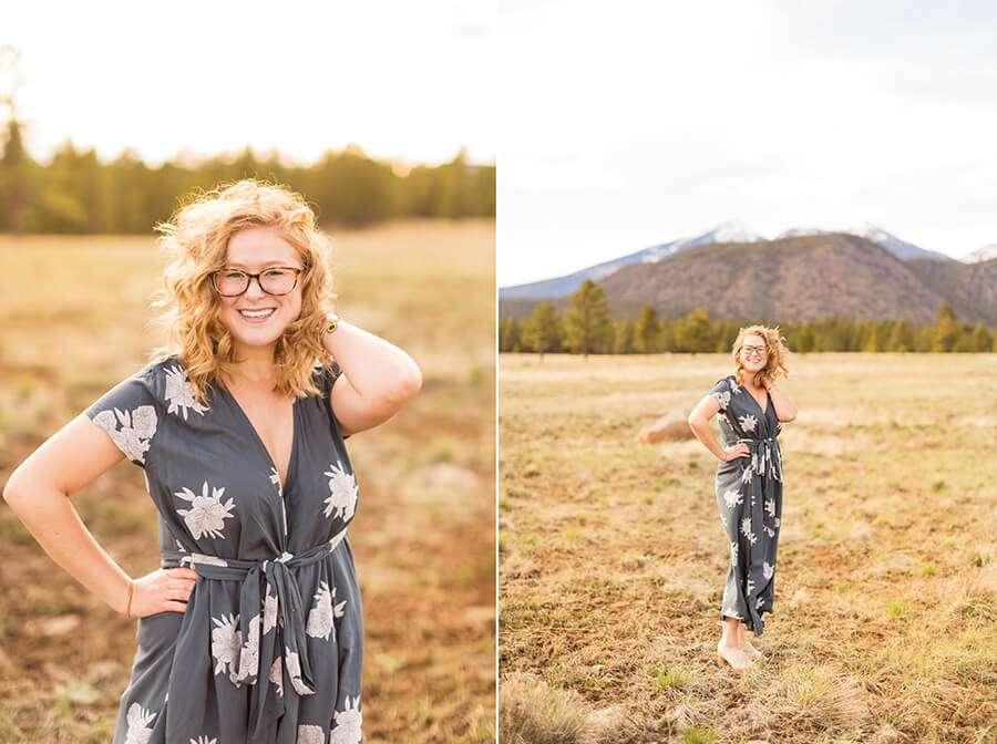 Libby: Arizona Senior Portraits in Flagstaff and Sedona