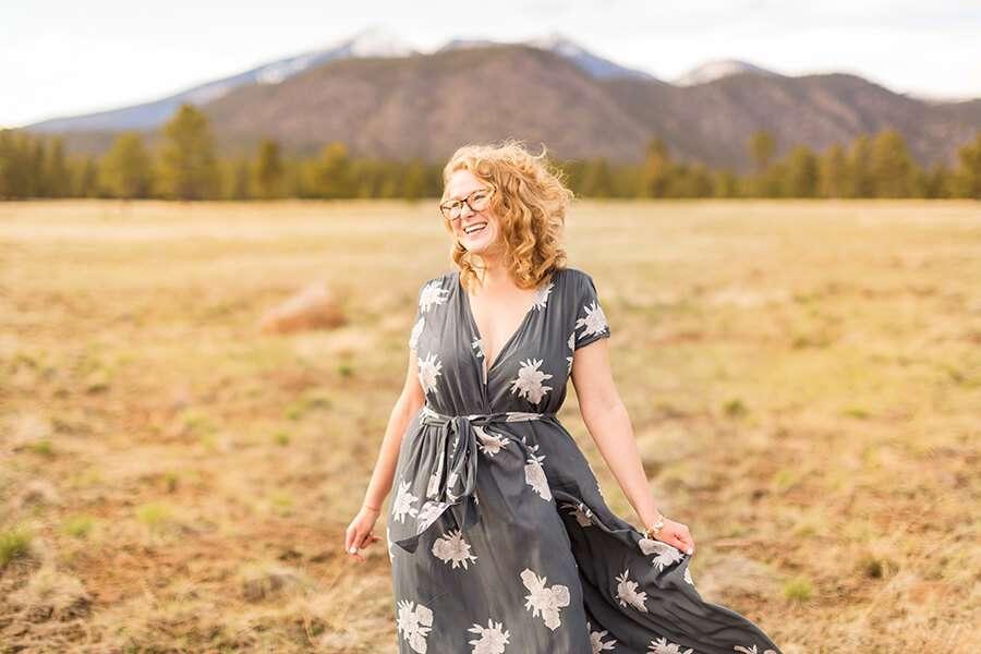 Libby: Portrait Flagstaff Arizona