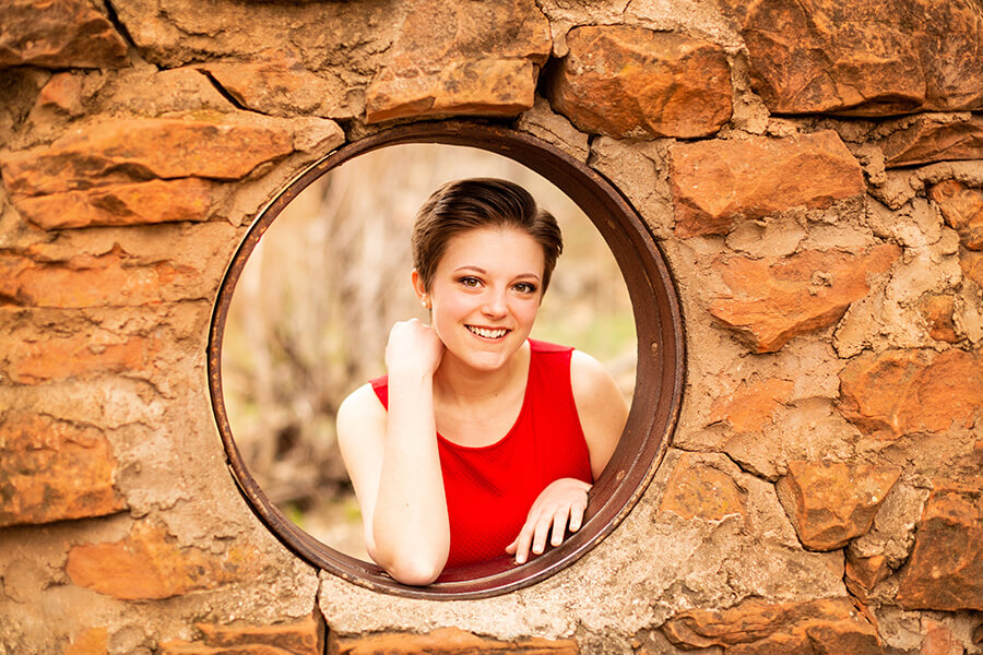 Saaty Photography - Maddie Moe - Sedona and Flagstaff Senior Portrait Photographers -36