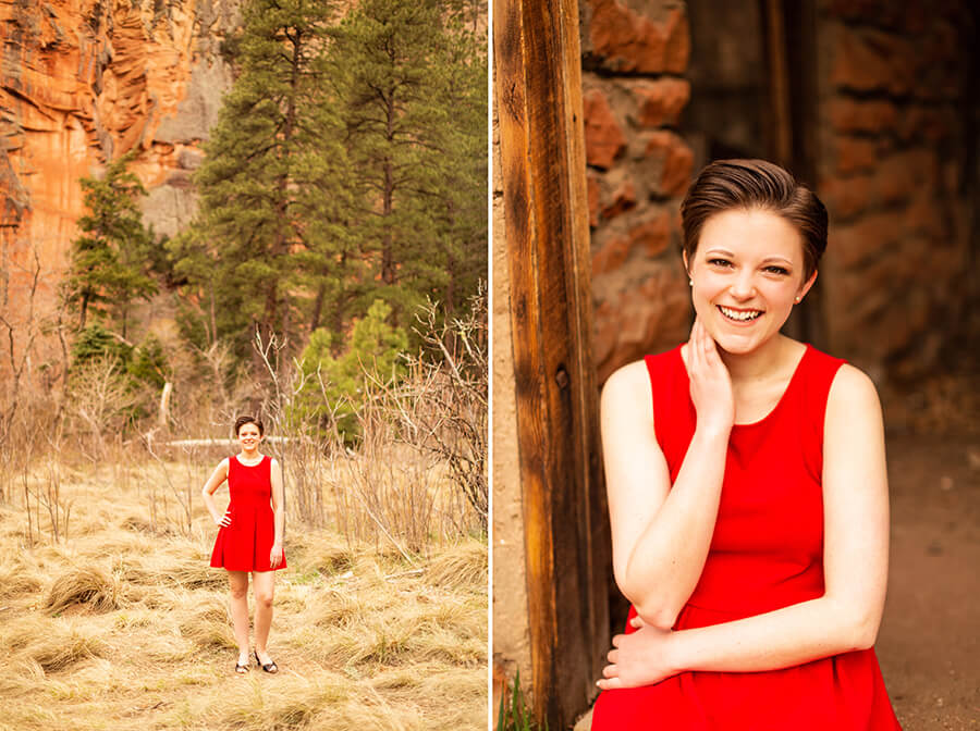 Saaty Photography - Maddie Moe - Sedona and Flagstaff Portraits -243