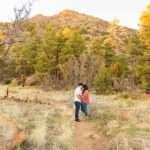 Trianna and Miguel: Portraits in Sedona and Flagstaff Arizona
