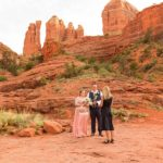 Northern Arizona Elopement: Barbara and Jorge