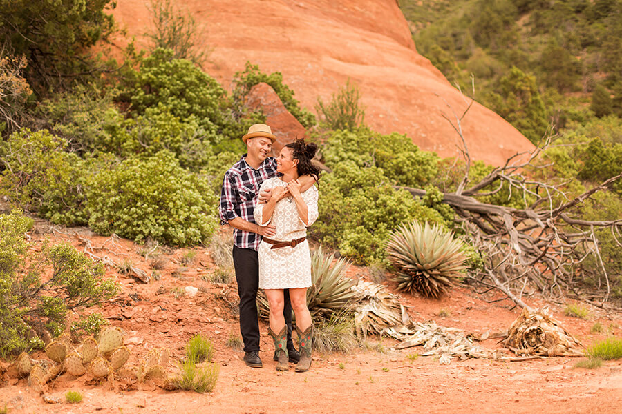 Tara and Kevin - Professional Photographers Flagstaff and Sedona
