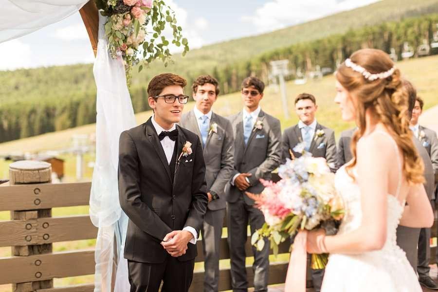 Saaty Photography - Amanda and Quincey - Arizona Snowbowl Wedding Photographer -51315
