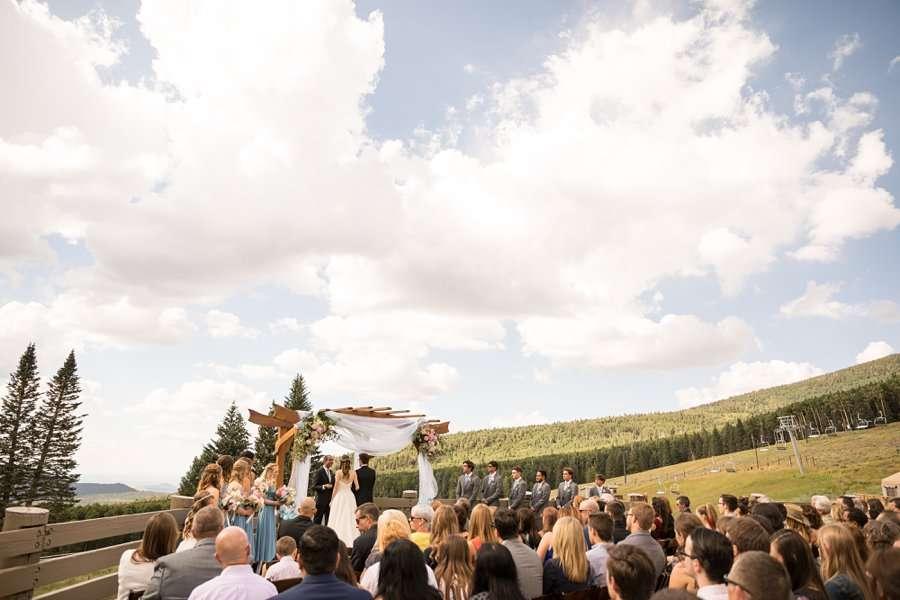 Saaty Photography - Amanda and Quincey - Arizona Snowbowl Wedding Photographer -51316