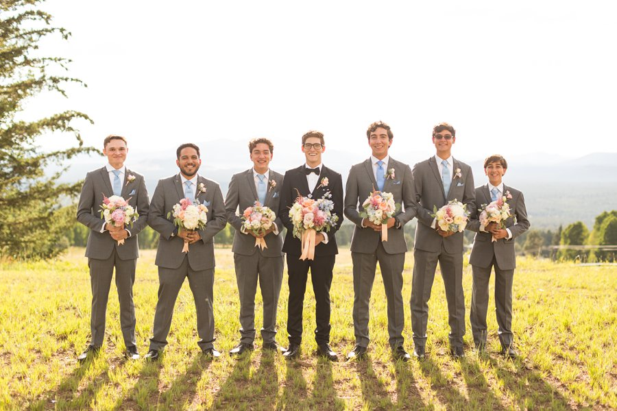 Saaty Photography - Amanda and Quincey - Arizona Snowbowl Wedding Photographer -51329