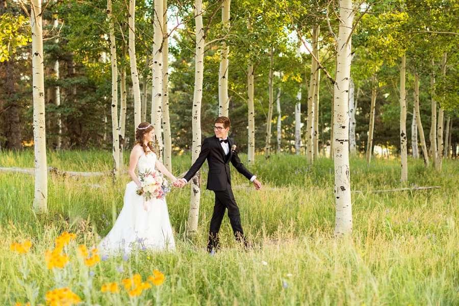 Saaty Photography - Amanda and Quincey - Arizona Snowbowl Wedding Photographer -51334