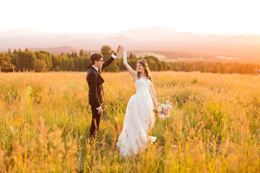 Saaty Photography - Amanda and Quincey - Arizona Snowbowl Wedding Photographer -513