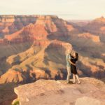 Engagement Photographer Grand Canyon: Becca and Tim