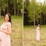 Family Photographers Northern Arizona: Dalyann and Sean