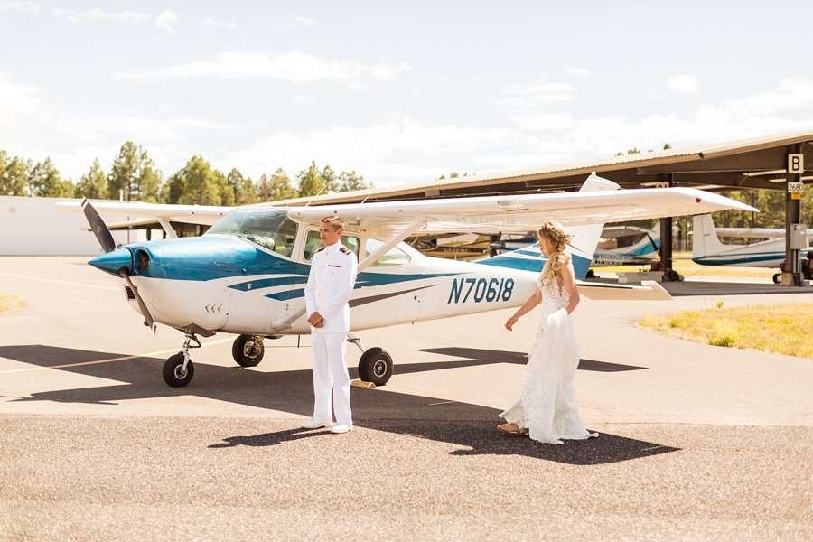 Hannah and Ruben - Northern Arizona Elopement Photographers