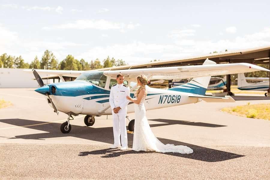 Northern Arizona Elopement Photographers: Hannah and Ruben -7