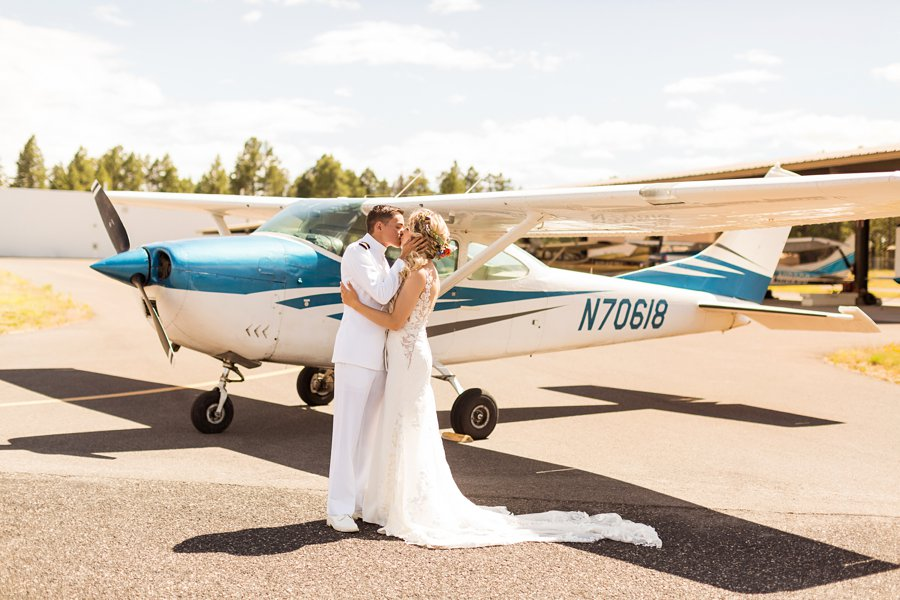 Northern Arizona Elopement Photographers: Hannah and Ruben -9