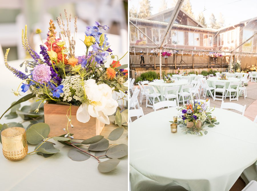 Hannah and Ruben: Flagstaff Wedding Photography Violas Flower Garden -88