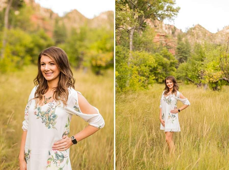 Amanda and Ben - Oak Creek Engagement Photographer 11