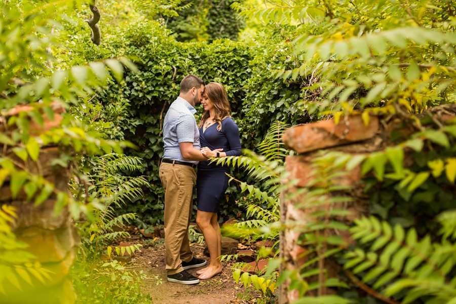 Amanda and Ben - Oak Creek Engagement Photographer 10