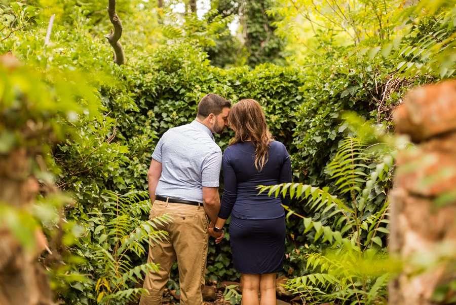 Amanda and Ben - Oak Creek Engagement Photographer 15