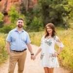 Oak Creek Engagement Photographer – Amanda and Ben