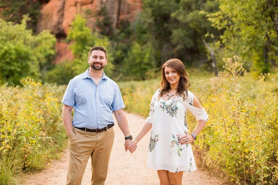 Amanda and Ben - Sedona Arizona Anniversary Photography 2