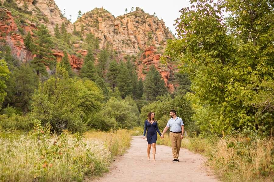 Amanda and Ben - Oak Creek Engagement Photographer 20