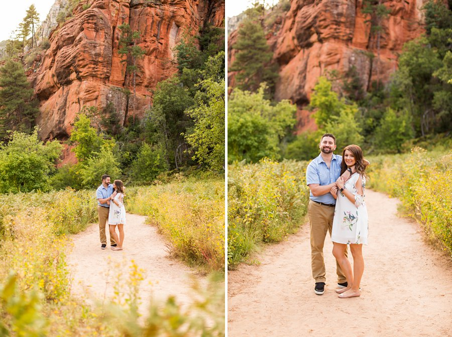 Amanda and Ben - Sedona Arizona Anniversary Photography 3