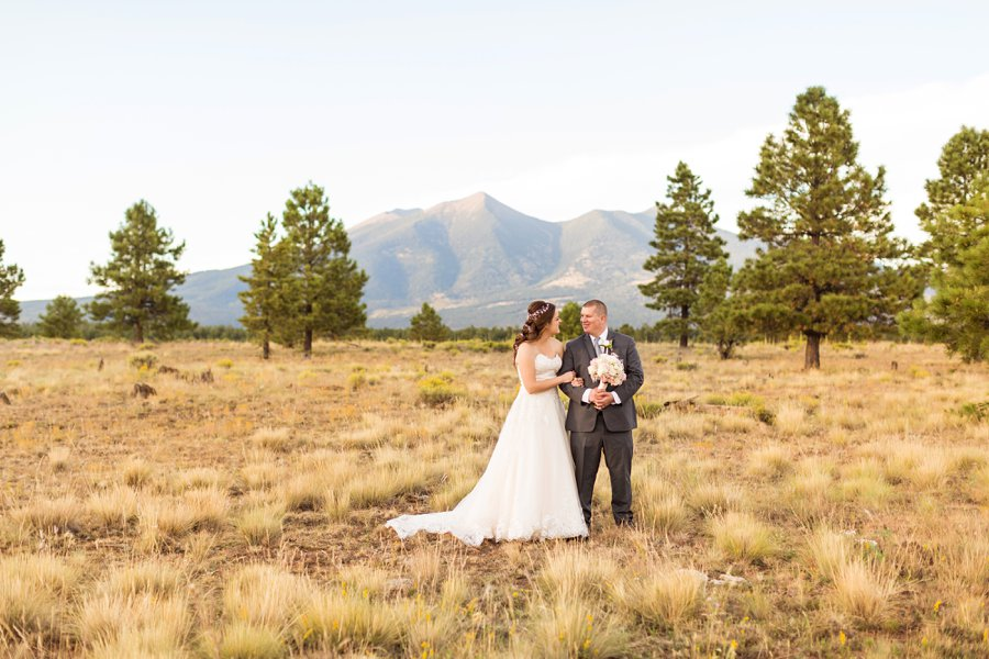 Brieanna and Nathan: Flagstaff Thornagers Wedding Photography 0