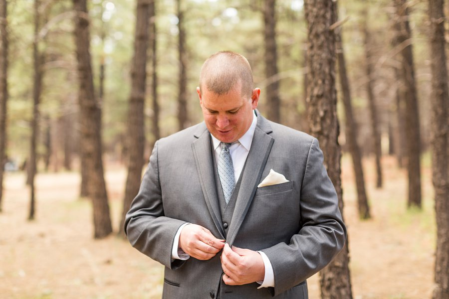 Brieanna and Nathan: Flagstaff Thornagers Wedding Photography 010