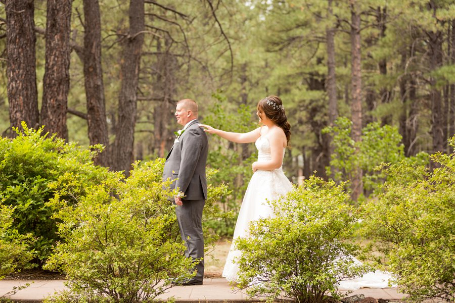 Brieanna and Nathan: Flagstaff Thornagers Wedding Photography 013