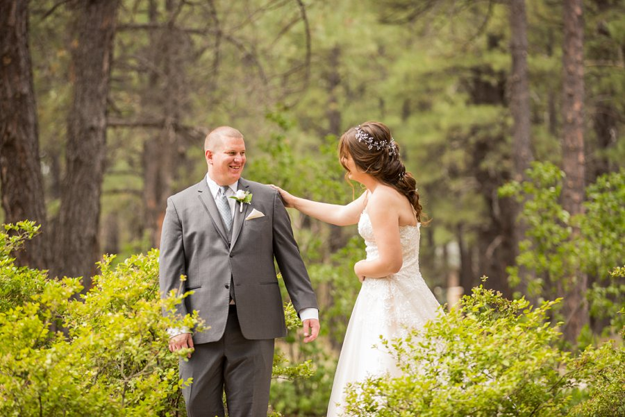 Brieanna and Nathan: Flagstaff Thornagers Wedding Photography 014
