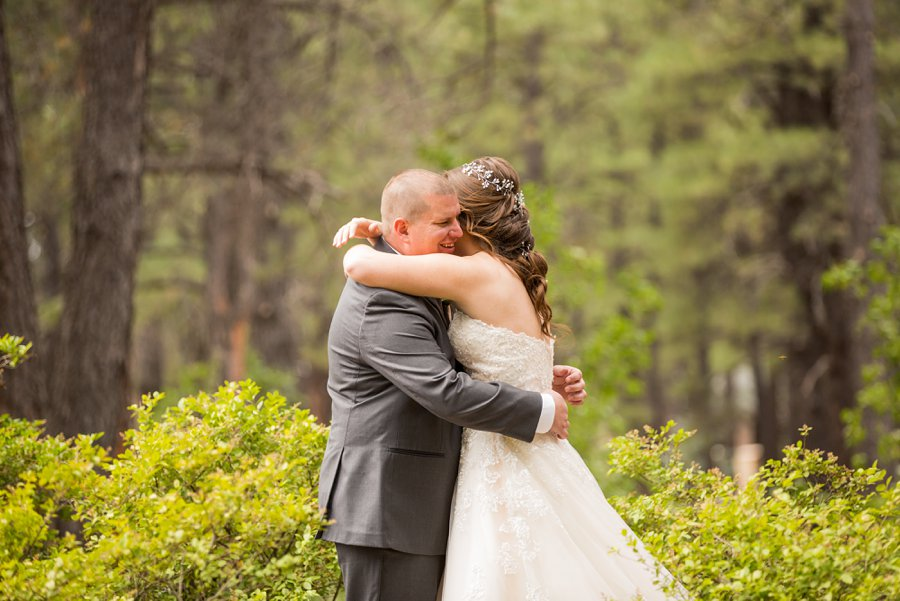 Brieanna and Nathan: Flagstaff Thornagers Wedding Photography 015